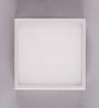 Aracaju Ceiling Lamp in White by CasaCraft