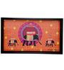 The Elephant Company Elephant Butti Wooden Rectangle Tray
