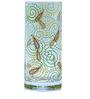 The Elephant Company Polka Paisley Green Mocktail Glass