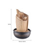 The Exclusive Deco Beige Resin Marvellous Electric Operated Indoor Fountain