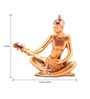 The Exclusive Deco Multicolour Polystone Buddha - RD0548