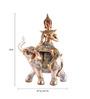 The Exclusive Deco Multicolour Polystone Buddha - RD0555