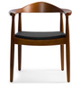 The Langdon Chair in Brown Colour by HomeHQ