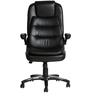 (Free Kid Chair)The Largas Executive High Back Chair in Black color by VJ Interior