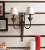 The Light Store Antique Brass Wall Mounted
