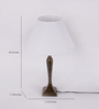 The Light Store Brass Table Lamp