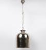 TLS by Kapoor Lampshades Nickel Metal Pendant Lamp