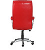 The Mariposa Executive High Back Chair in Red color by VJ Interior