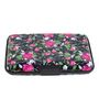 The Quirk Box Floral Print Plastic Credit Card Holder