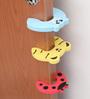 The Quirk Box Sponge 5 x 4 x 2 Inch Door Stopper - Set of 3