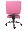 The Rosado Study And Task Chair Pink in Pink Color By VJ Interior