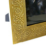 The Shopy Multicolour Solid Wood 8.8 x 10.5 Inch Single Photo Frame
