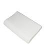 The White Willow Contour Visco Memory Foam Pillow 17
