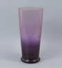 The Yellow Door Purple Glass Wine Large Vase