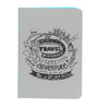 Thinkpot Multicolor Paper Travel, Discover, Explore Be A Story Teller Color Kraft Book