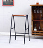 Tayan Stool in Natural Finish by Bohemiana