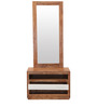 Thor Maple Dressing Table in Brown Colour by @home