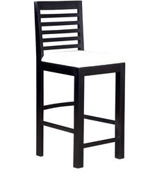 Tijuana Solid Wood Bar Chair in Espresso Walnut Finish by Woodsworth