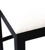 Winona Chair in Espresso Walnut Finish by Woodsworth