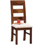 Toston Dining Chair in Provincial Teak Finish by Woodsworth