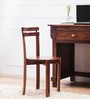 Toston Chair in Provincial Teak Finish by Woodsworth