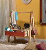 Torreon Dressing Table in Natural Finish by Woodsworth