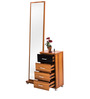 Tower Dressing Table in Maple Colour by Royal Oak
