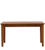 Transitional Six Seater Dining Set by Afydecor