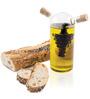 True 'Grape' Oil And Vinegar Cruet Decanter