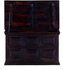 Trydelt Trunk in Warm Chestnut Finish by Amberville