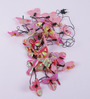 Tu Casa Multicolour Plastic Flower String Lights