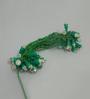 Tu Casa Downward Green Plastic String Light