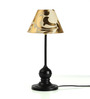 Tu Casa Khadi Golden Poly Cotton Lamp Shade