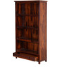 Cashmere Book Shelf in Honey Oak Finish by Woodsworth