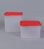 Tupperware Smart Storer Combo Of 2 - 1 Smart Storer 2,1 3