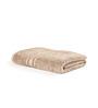 Turkish Bath Beige Cotton 30 x 57 Inch Bath Towel