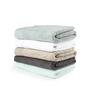 Turkish Bath Multicolour Cotton 30 x 57 Inch Towel - Set of 5