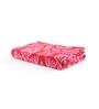Turkish Bath Red 100% Cotton 28 x 58 Bath Towel
