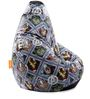 Ultimate Avengers Bean Bag Cover by Orka