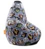 Ultimate Avengers Filled Bean Bag by Orka