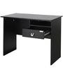 Uno Study Table in Granite Black Colour by Godrej Interio