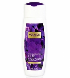 Vaadi Herbals Lilac Face Wash With Lavender Extract 110 Ml