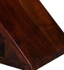 Mosby Solid Wood End Table in Provincial Teak Finish by Woodsworth
