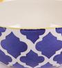 VarEesha Ceramic Handcrafted Bowl - Set of 4