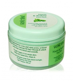 Vedicline Neem Brahmi Pack - Problem Skin Face Pack - 100 ml