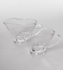 Velik Elega Premium Glass 200ML Dessert Bowl - Set of 2