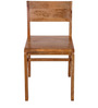 Venus Chair in Natural Finish by Evok