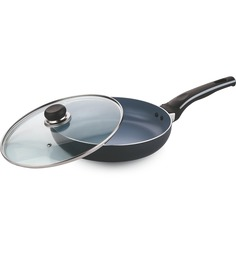Vinod Cookware Zest Superb FryPan With Lid - 26 Cm
