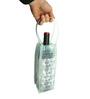 Vin Bouquet Transparent Cooler Bucket Bag With Handles