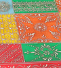 Anuraga - Painted Stool by Mudramark